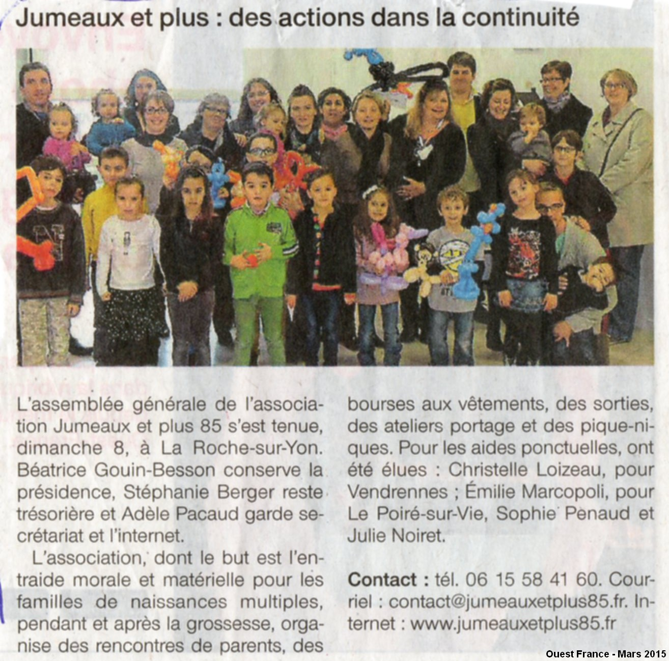 article OF AG jumeauxetplus85